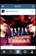 Ganteng Ganteng Sengklek by aliandoprillyworld