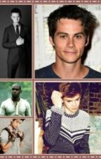 Maze Runner Imagines and Preferences by ThoseZombieChicks