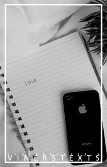 viners texts ➸ l.s.