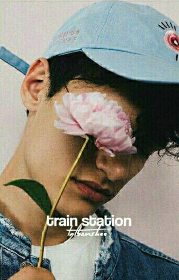 train station ○ JACK GILINSKY #BMA
