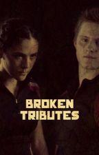 Broken Tributes by ashleyhartttt