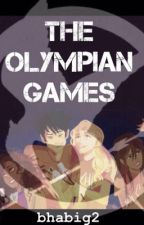 The Olympian Games(Percy Jackson/Hunger Games Fanfiction) by bhabig2