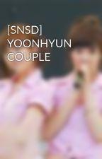 [SNSD] YOONHYUN COUPLE by mel0dyblue