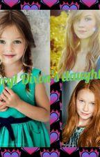 Daryl Dixons daughters by gabbiedixon