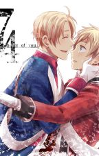 Hetalia Fanfic: Forevermore (USUK) by thenzcchi