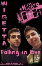 Falling In Love | One Shot Wigetta | SongFic by becauseloveiseasy