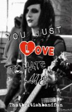 You Just Love To Hate Me || Ricky 'Horror' Olson by rachelhorror