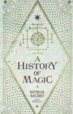 História da Magia Por Batilda Bagshot by tn_teles