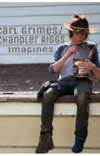 Carl Grimes/Chandler Riggs Imagines ♡ by Stat-ic
