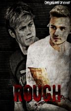ROUGH - Niam AU by _All_The_Ships_