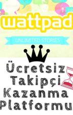 Wattpad'te Ücretsiz Takipçi Kazan by 1alexdegilim