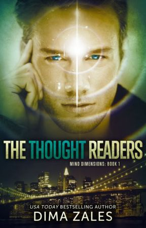 The Thought Readers: Mind Dimensions Book 1 by dimazales