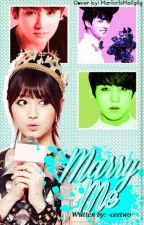 Marry Me by -ceetwo-