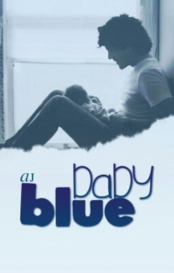Baby Blue || larry [mpreg]