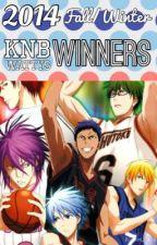 Kuroko no Basket 2014 Fall/Winter Watty Award Winners by KnB_WattyAwards