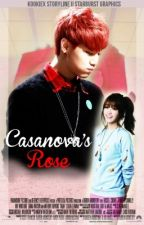 Casanova's Rose by xkookiex