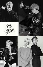 """""""Historia de dos corazones"""" (Rap monster , Suga y tu )BTS by Dea3774"""