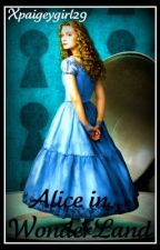 Alice in Wonderland by Xpaigeygirl29