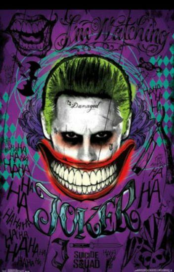 The Clown Falls For An Angel (Joker X Reader)