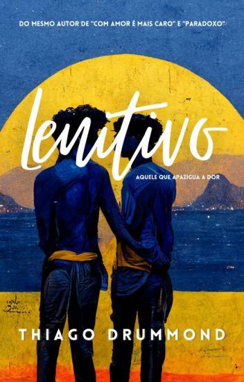 LENITIVO   (Romance Gay)  2ª Edição