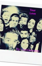 Tour Love-Fifth Harmony and One Direction FanFic by camilasbowss