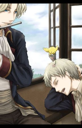 Prussia x Reader Lemon- Facade-Hetalia Axis Powers FanFiction by sibahahahaha
