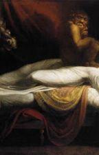 Paralysie du Sommeil - Par une bien médiocre dormeuse - by MlinaFortin