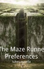 The Maze Runner Preferences & Imagines by lukes-nutella