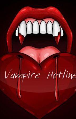 Vampire Hotline by hopefulromantic