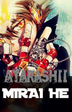 Atarashii Mirai he (To a new Future) KHR fanfic by Kyoya_Yuno
