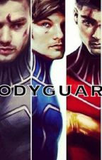Bodyguard One Direction by ilibubi
