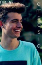 Amnesia (Chris Collins) by cheekylad