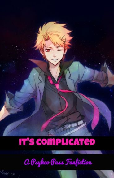 It's Complicated (Kagari x Reader, Psycho Pass)