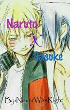 Naruto X Sasuke Boy X Boy by NeverWasRight