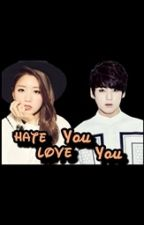 Hate You , Love You by JeonggukBTS