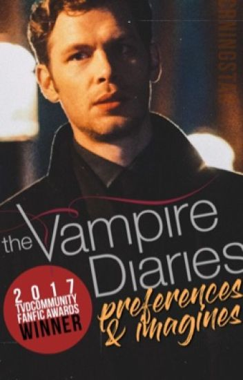 TVD Preferences & Imagines
