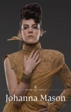 The Hunger Games: Johanna Mason's Story by TributeOfDivergence