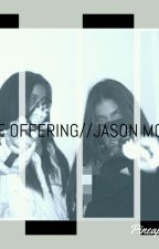 Peace Offering// Jason McCann by pineapplesgur