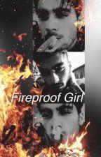 Fireproof Girl - Zayn Malik by Gilinskate