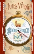 Around the world in 80 days by Batool7