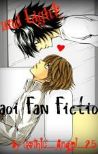 L and Light Yaoi Fan Fiction by Gothic_Angel_25