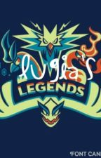 Lugia's legends by Midnight_lugia