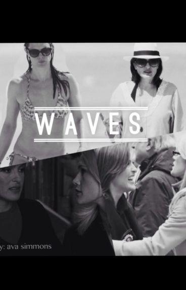 Waves: A Cabenson Fanfiction