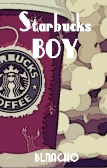 Starbucks Boy // NaruSasu ✔️