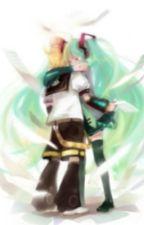 Len's growing love for Miku (Miku x Len) by MikuHatsune278