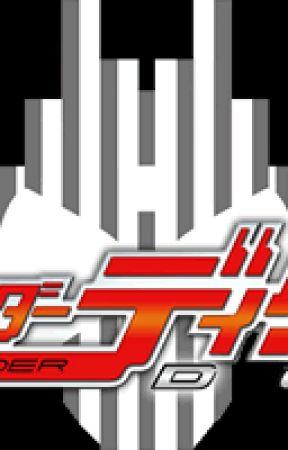 Kamen Rider Decade and the Dark Rangers  - Kamen Ride: Chapter IV
