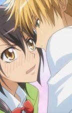 usui y misaki by anime369_dani_neko