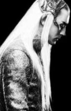 In the Lonely Hour (A Thranduil Fanfic) by Leia-Lannister