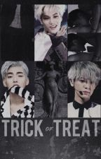 Trick or Treat. -EXO (Yaoi/Lemon) by Mageyik