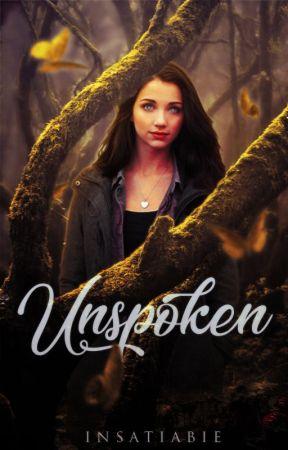 Unspoken ▹ Teen Wolf [01] by insatiabIe